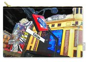 Callao Metro Entrance At Night Madrid Carry-all Pouch