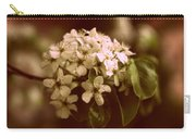 Callery Pear Blossoms Carry-all Pouch