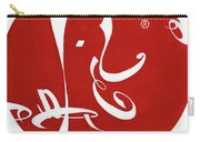 Calligraphy Cola Carry-all Pouch