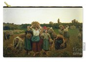 Calling In The Gleaners Carry-all Pouch
