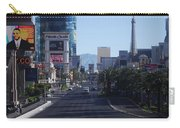 Calm On Vegas Strip Carry-all Pouch