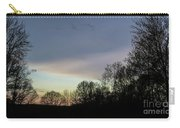Calm On The Horizon Carry-all Pouch