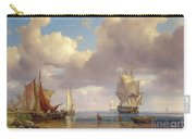 Calm Sea Carry-all Pouch by Adolf Vollmer