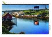 Calm Water At Peggys Cove #3 Carry-all Pouch