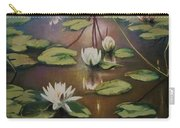 Calming Pond Carry-all Pouch