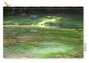 Calming Solitude Carry-all Pouch by Valeria Donaldson