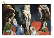 Calvary Carry-all Pouch by Abraham Janssens van Nuyssen