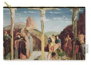 Calvary Carry-all Pouch by Andrea Mantegna