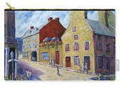 Calvet House Old Montreal Carry-all Pouch