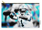 Cam Newton Letting It Fly Carry-all Pouch