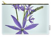 Camas, The Flowers Carry-all Pouch