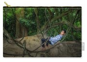 Cambodian Jungle Swing Carry-all Pouch