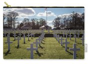 Cambridge American Cemetery Carry-all Pouch