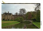 Cambridge Clare College Stream Boat And Boys Carry-all Pouch