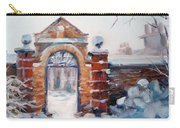 Cambridge In Snow Carry-all Pouch