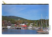 Camden Harbor Carry-all Pouch by Corinne Rhode