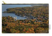 Camden Harbor In The Fall Carry-all Pouch