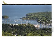 Camden Harbor Maine Carry-all Pouch