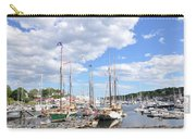 Camden Maine Harbor Carry-all Pouch