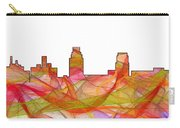 Camden Nj Skyline Carry-all Pouch