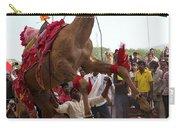 Camel Dance Pushkar Carry-all Pouch