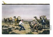 Camel Express, 1857 Carry-all Pouch
