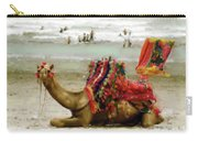Camel For Ride  Carry-all Pouch