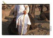 Camel Trader Pushkar Carry-all Pouch