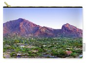 Camelback Mountain, Phoenix, Arizona Carry-all Pouch