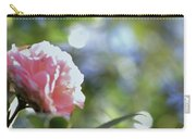 Camellia And Early Light Carry-all Pouch