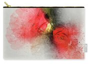 Camellia Burst Carry-all Pouch