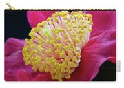 Camellia Centre Carry-all Pouch