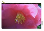 Camellia Japonica Carry-all Pouch
