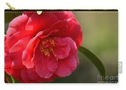 Camellia Rosette Carry-all Pouch