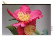 Camellia Sasanqua Yuletide 1 Carry-all Pouch