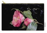Camellia Still Life Carry-all Pouch