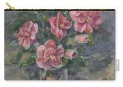 Camellias Carry-all Pouch