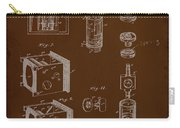 Camera Patent Drawing 2e Carry-all Pouch