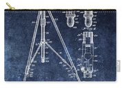 Camera Tripod Patent Carry-all Pouch