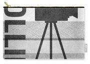 Cameras Rolling- Art By Linda Woods Carry-all Pouch