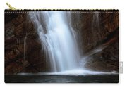Cameron Falls In Waterton Lakes National Park Of Alberta Carry-all Pouch