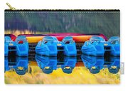 Cameron Lake Paddle Boats Carry-all Pouch