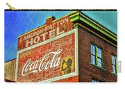 Cameron Patterson Hotel Carry-all Pouch