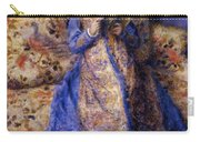 Camille Monet Reading 1872 Carry-all Pouch