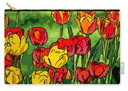 Camille's Tulips Carry-all Pouch