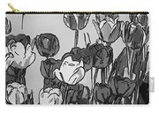 Camille's Tulips - Version 4 Carry-all Pouch
