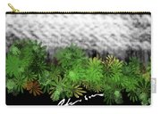 Camo -flower-range Carry-all Pouch