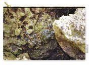 Camouflaged Crab Carry-all Pouch