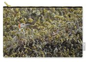 Camouflaged Red-bellied Woodpecker Carry-all Pouch