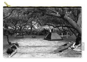 Camp Under Live Oaks Carry-all Pouch